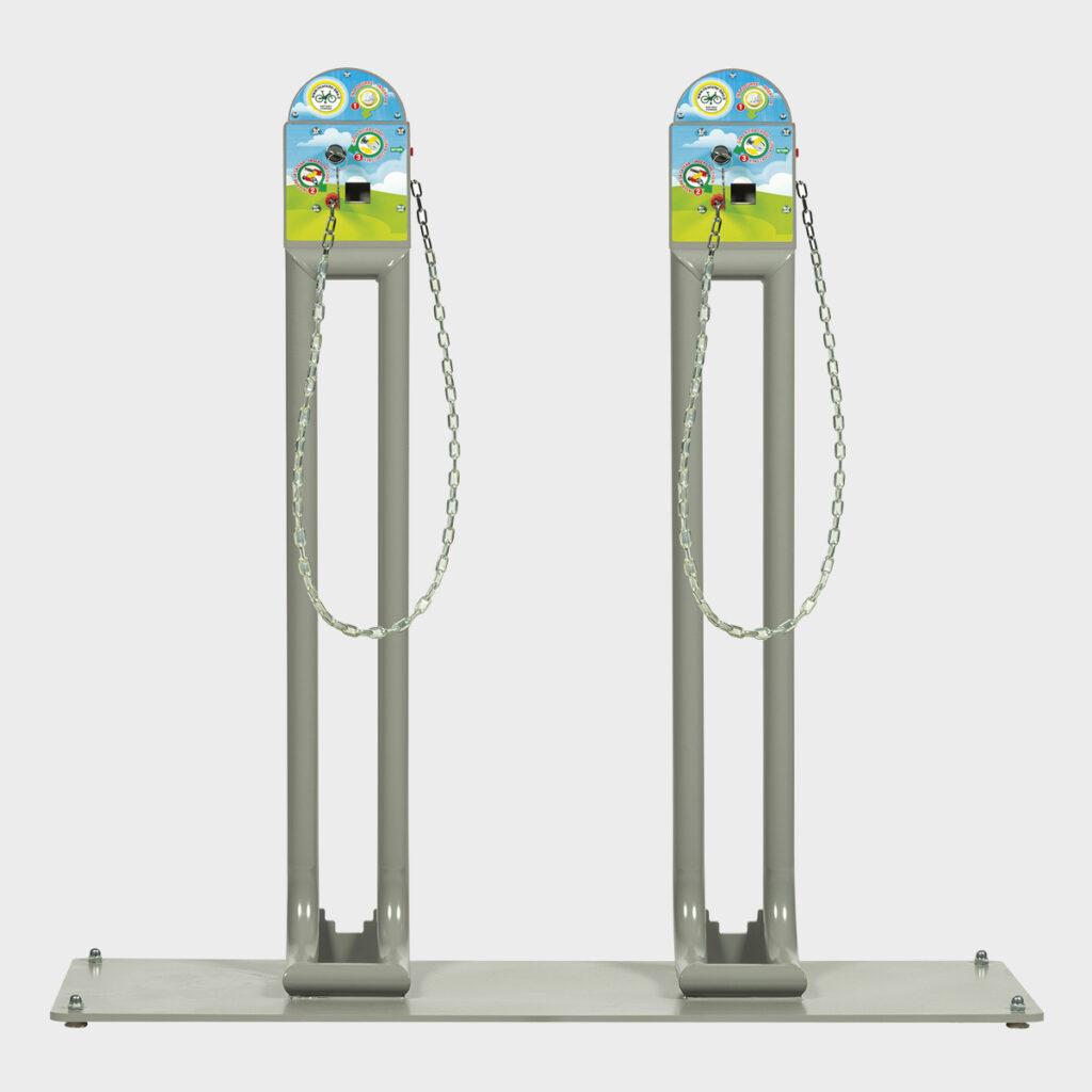 rastrelliere-porta-bici-acciaio-catena-pro
